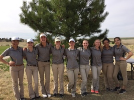Girls Golf Season Update