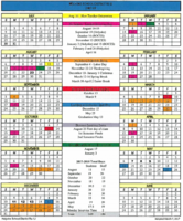2017 - 2018 School Calendar Approved