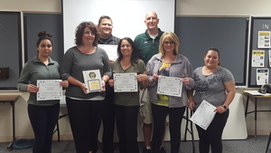 NE BOCES Honors Re-1J Staff Members