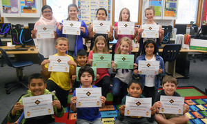 "Holyoke Students are ""Top Dogs"" in the annual Sumdog Contest"