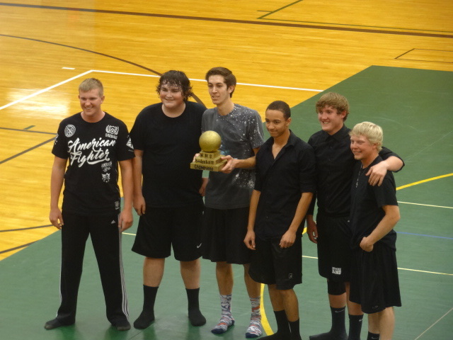 NHS Annual Dodgeball Tournament