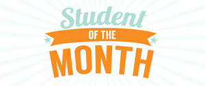 Cade Killin-Student of the Month