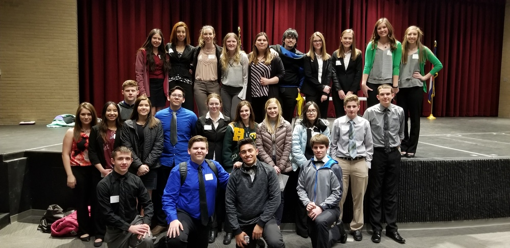 FLBA Members Qualify for State at District Meeting