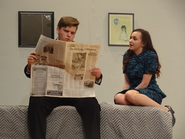 "HHS Production of ""The Best Man"""
