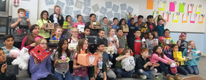 Financial Literacy Unit Piggy Bank Contest