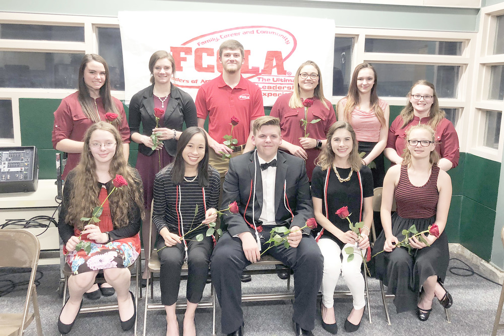 FCCLA Awards