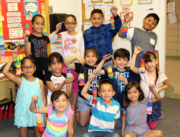 K-2 ESL Piñata Celebration