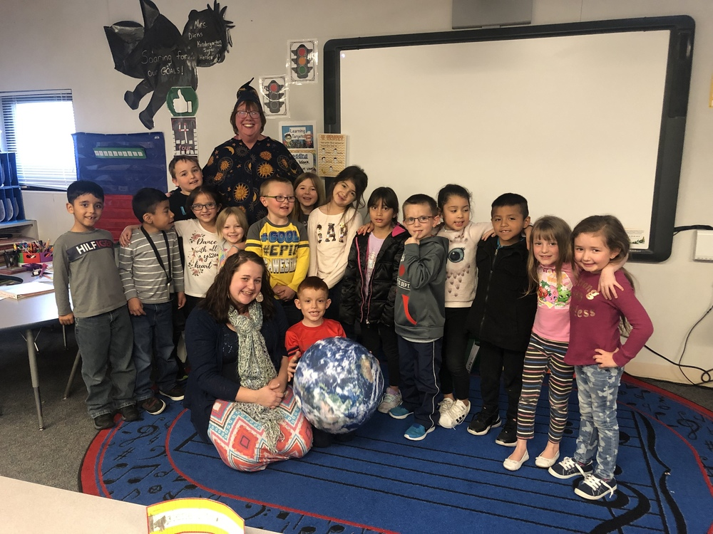 Kindergarten Fun with Mrs. Dirk's Class