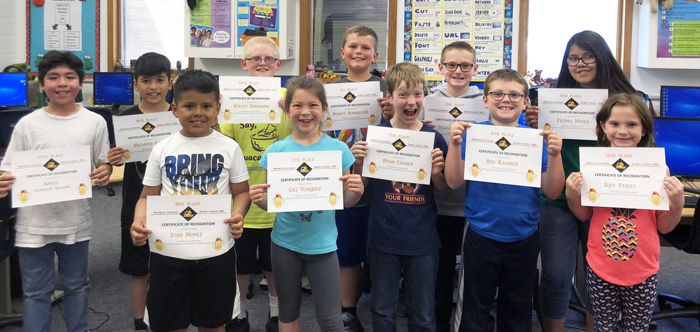 Sumdog Contest Winners