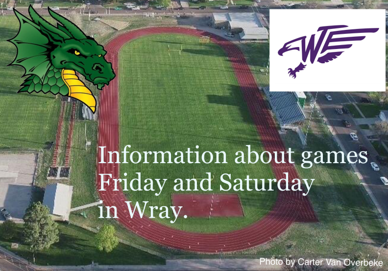 Information about Football at Wray this Weekend