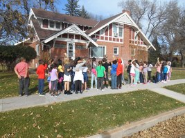 Second Grade Historic Building Tour