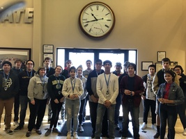 Class of 2022 Participates in Manufacturing Day
