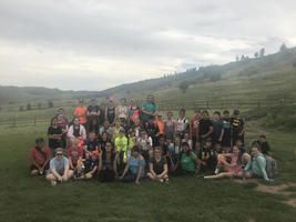 ​Sixth Grade Ended the Year on Top of the World