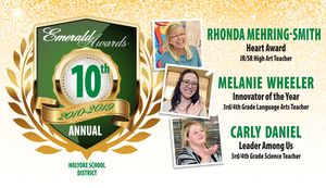 Emerald Awards Tomorrow Night