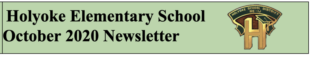 Elementary School Newsletter Logo