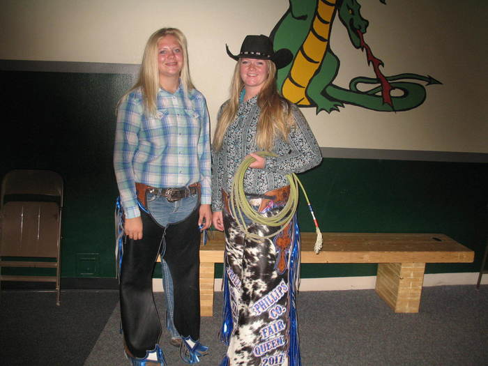Dress-up day was Country vs. Country Club on Tuesday at HHS.
