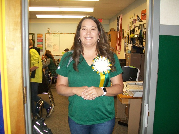 Green&Gold Day