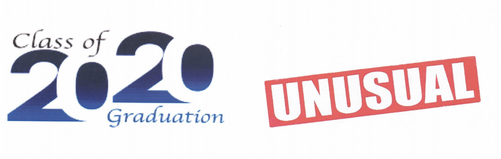 Graduation Unusual Logo