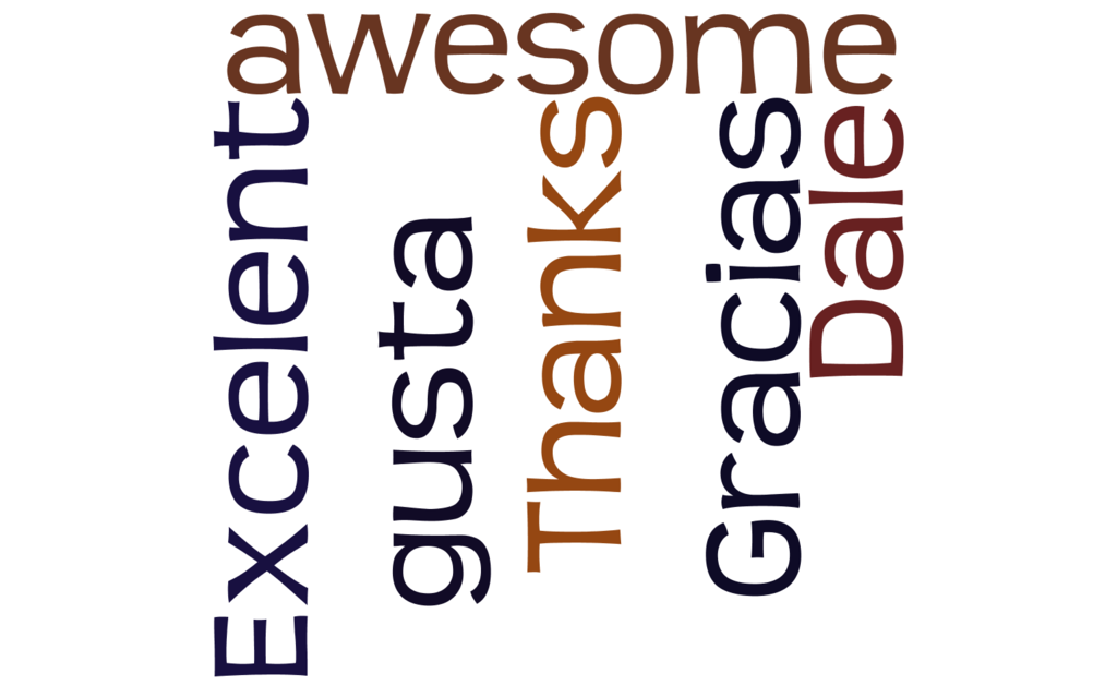 Thank you wordle