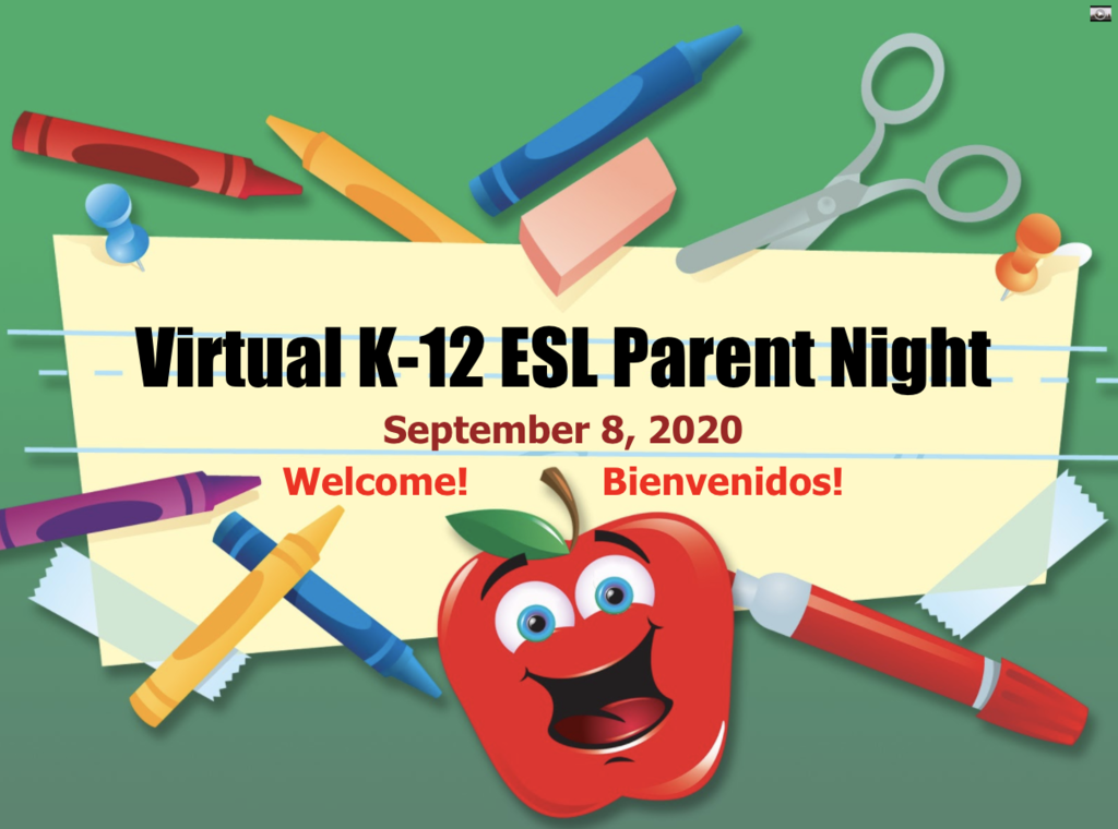 K-12 Parent Night Logo