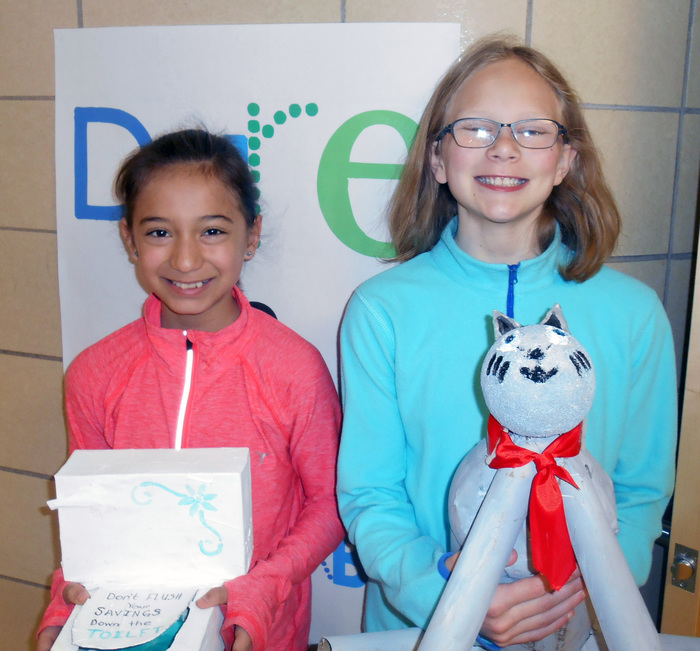 Piggy Bank Contest Winners